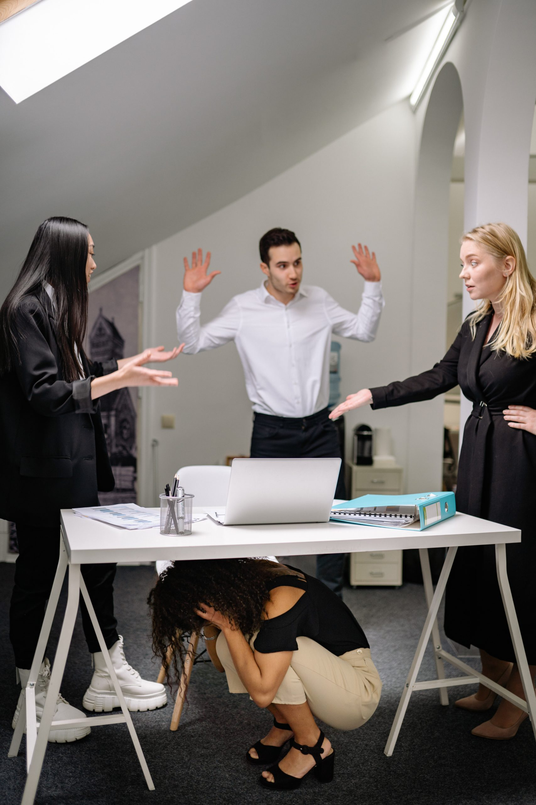 HR Professionals on Workplace Bullying